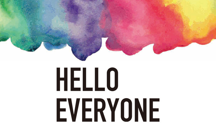 Hello,Everyone.