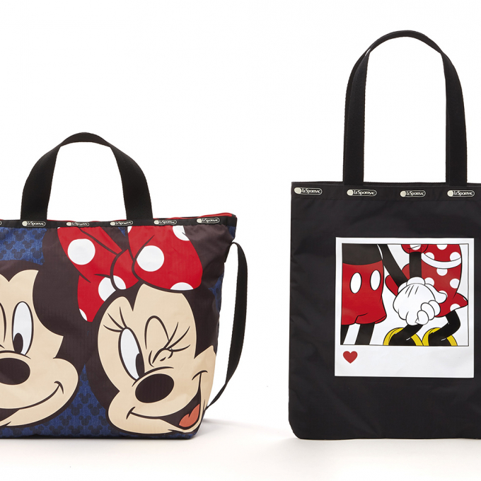 "Lesportsac ""Mickey&Friends Collection"""