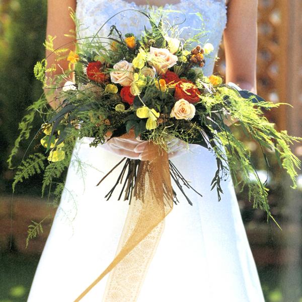 HAPPY BRIDAL~最良の日を美しく演出する ウエディングブーケ~