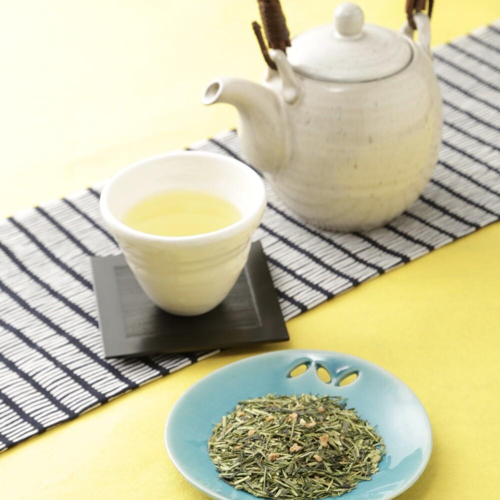 【季節限定】柚入り茶のご紹介
