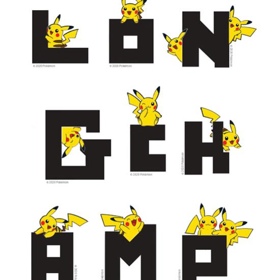 Longchamp x Pokémon (ロンシャンx ポケモン)