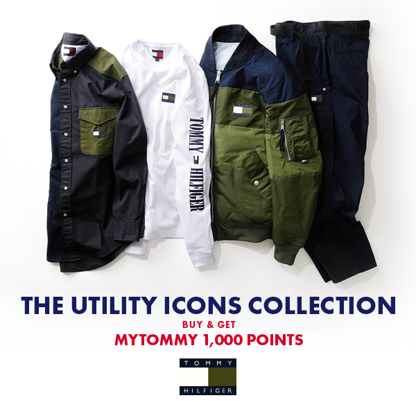 【THE UTILITY ICONS COLLECTION 1000PT】