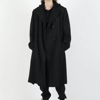 Yohji Yamamoto HOMME 21A/W Recommend Light Outer