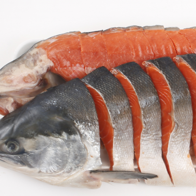 今週のお買い得商品は、鮭です~💕