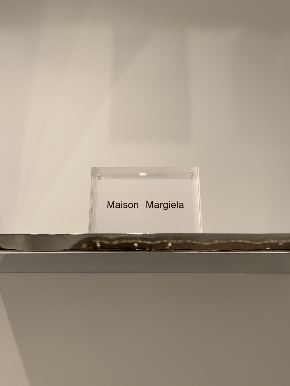 新作紹介「Maison Margiela」