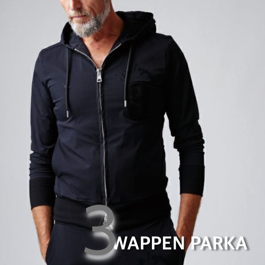 3 WAPPEN PARKA 人気モデルの新作