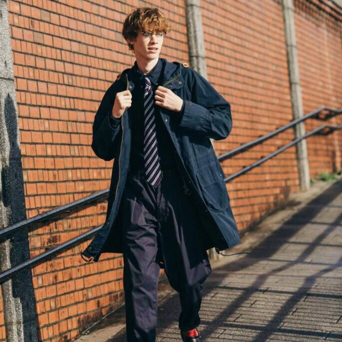 Barbour × Engineered Garments #17