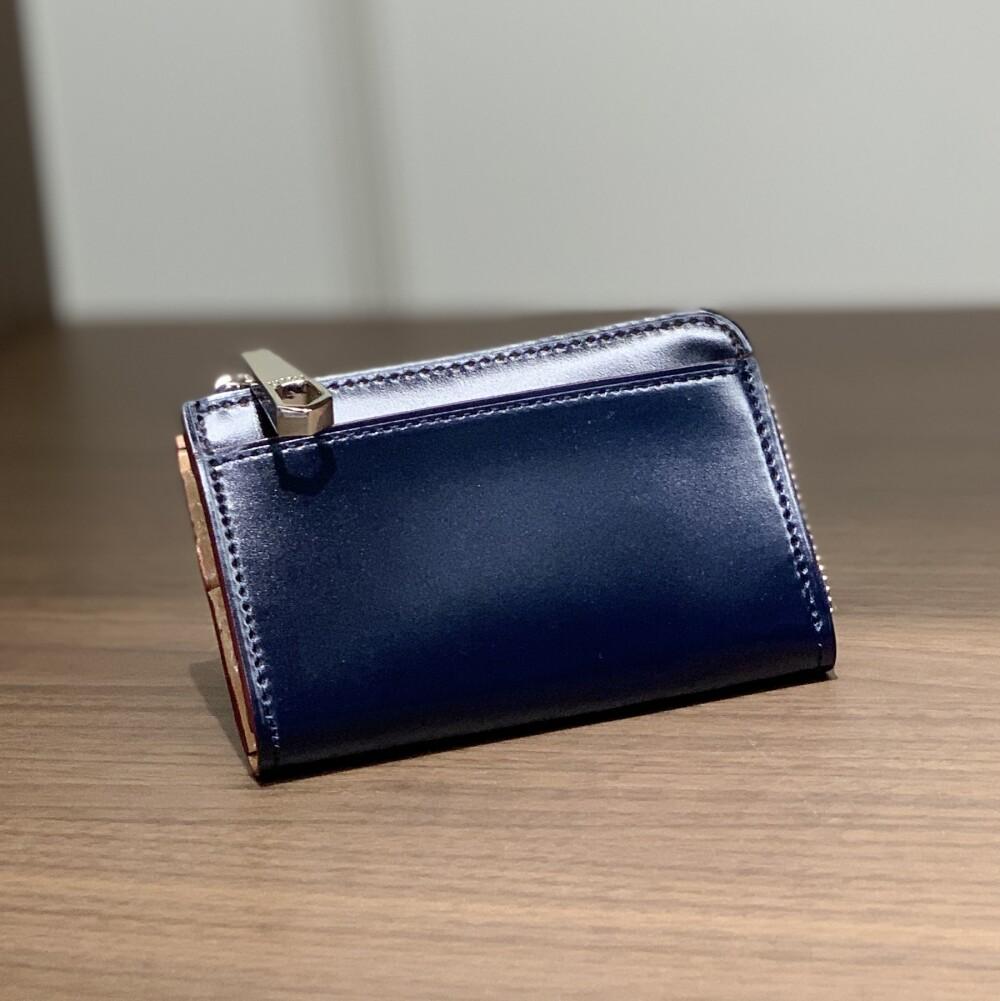 【キプリス】新商品その2!コードバンのコインケース