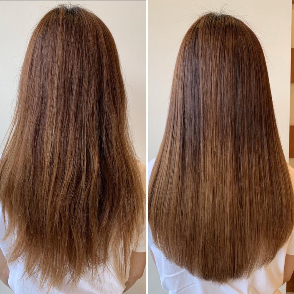 髪質改善リハイドプロの縮毛矯正コラボバージョン!