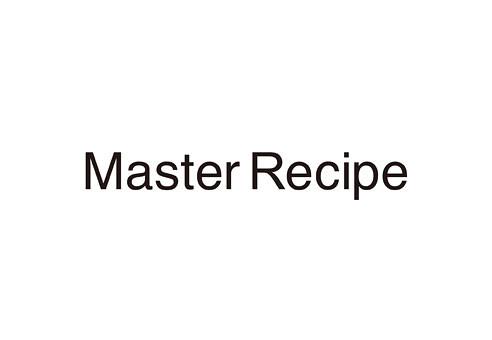 Master Recipe