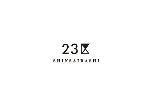 23区 SHINSAIBASHI