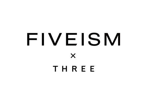 FIVEISM × THREE