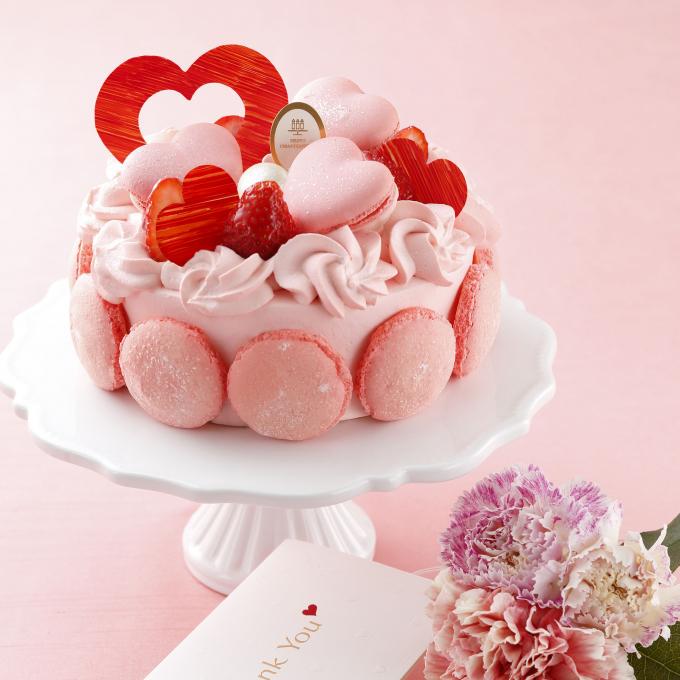 ◆母の日◆ 花束のケーキに気持ちを乗せて💐