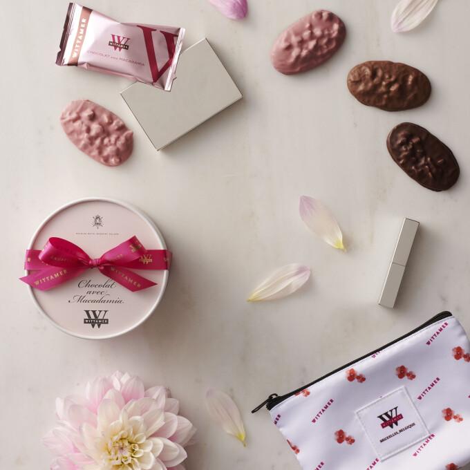 2020年 バレンタイン限定マカダミアショコラを販売いたします