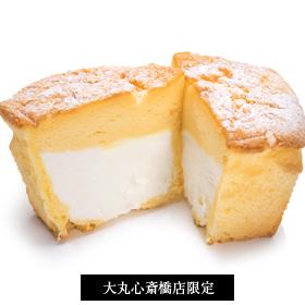 【黒船】  大丸心斎橋店でしか味わえないスイーツ
