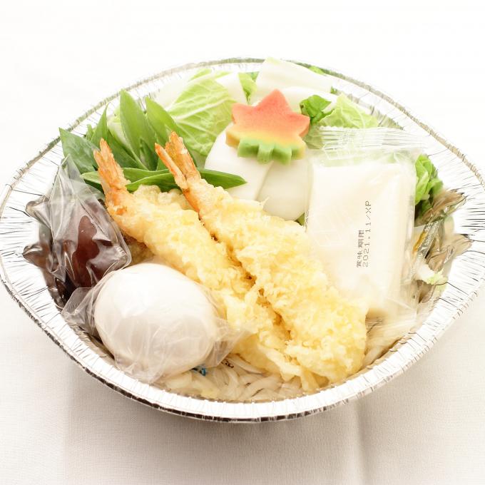 【冬限定品】鍋焼きうどん始めました!