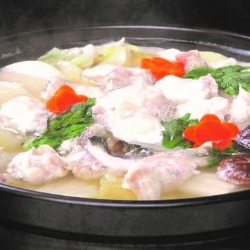 あったかいお鍋でほっこり 日本料理 湯木