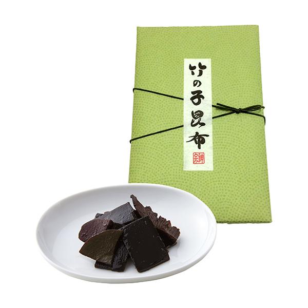 春の味覚【竹の子昆布】
