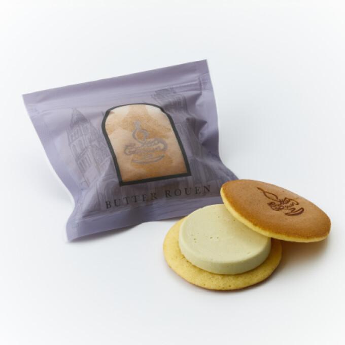 シシリー産ピスタチオを堪能できるバターサンド
