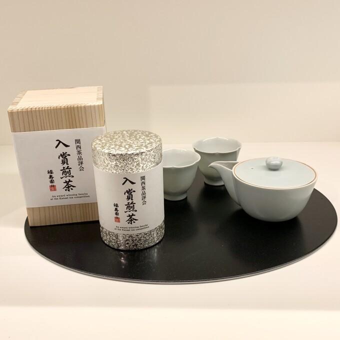 入賞煎茶  〈 数量限定 〉