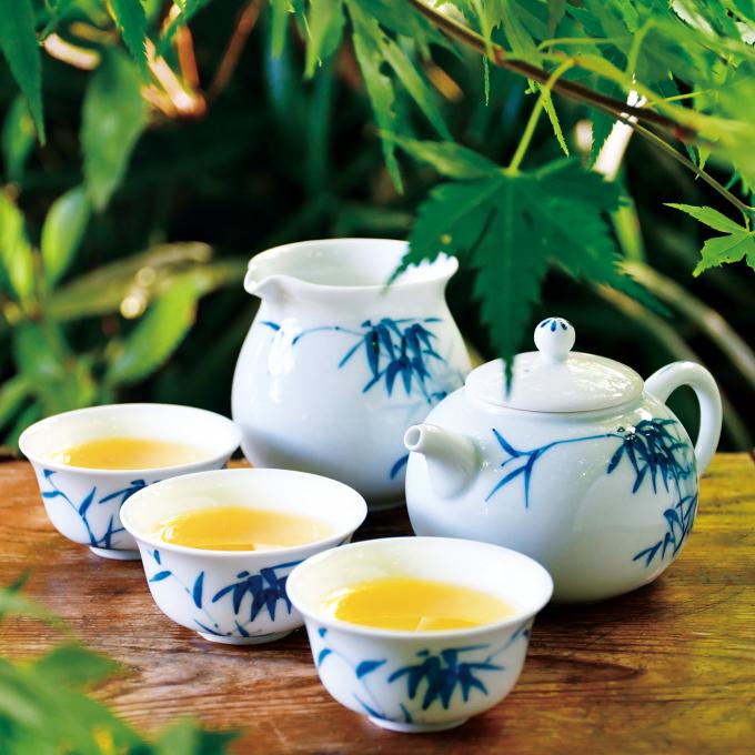 旬の台湾烏龍茶「凍頂烏龍 特級 蜜香 春摘み」