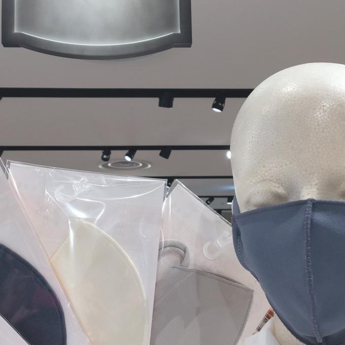 立体マスクのご紹介です♪