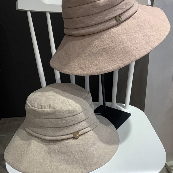 日除けに最適な帽子👒