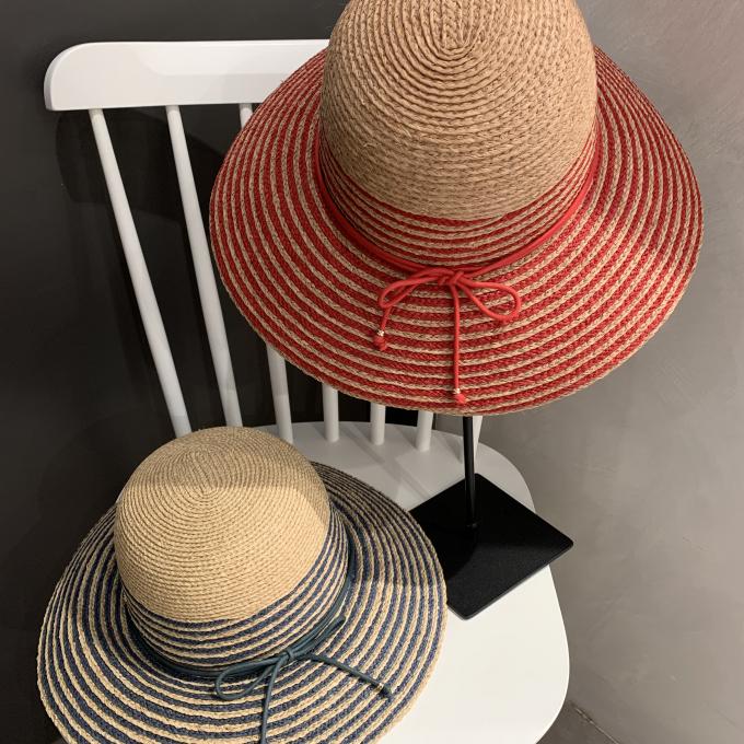 【HELEN KAMINSKI】夏らしさ全開の帽子です