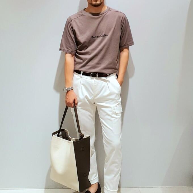 別注 upper heights Tシャツ