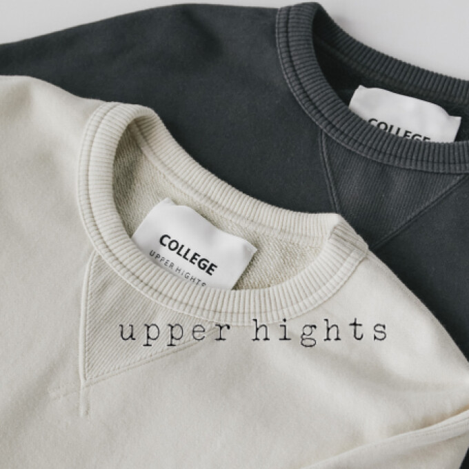 upper hights EXCLUSIVE ITEM