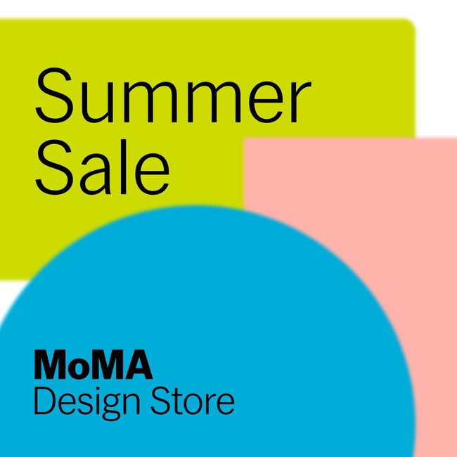MoMA Design Store サマーセール 更にお得に!!!