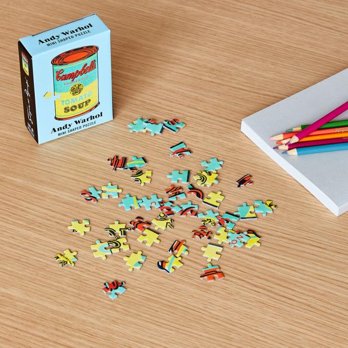 家族で楽しみたい、アーティスティックなパズル