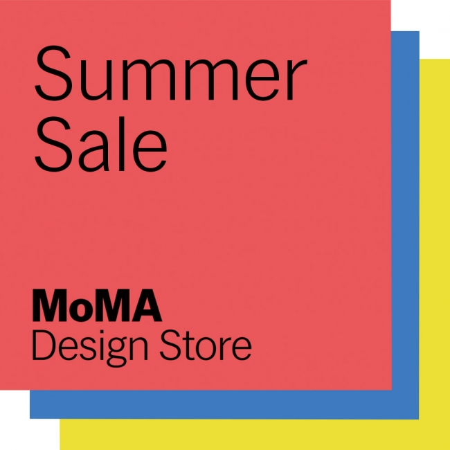 MoMA Design Store Summerセール開催!