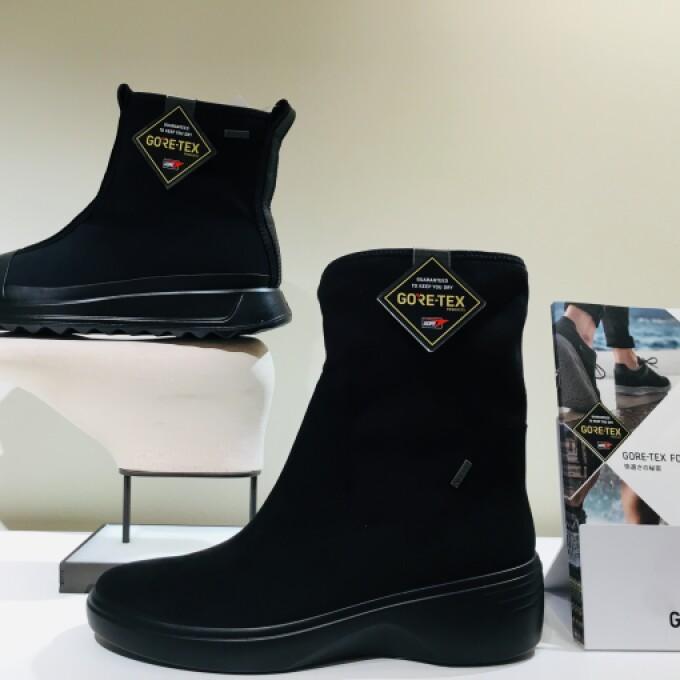 【ecco】GORE-TEXの新作ブーツが入荷!