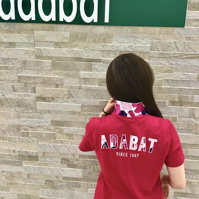 アダバットミラノリブのポロシャツのご紹介