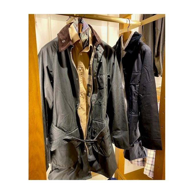 オトコの風格「Solway Zipper」
