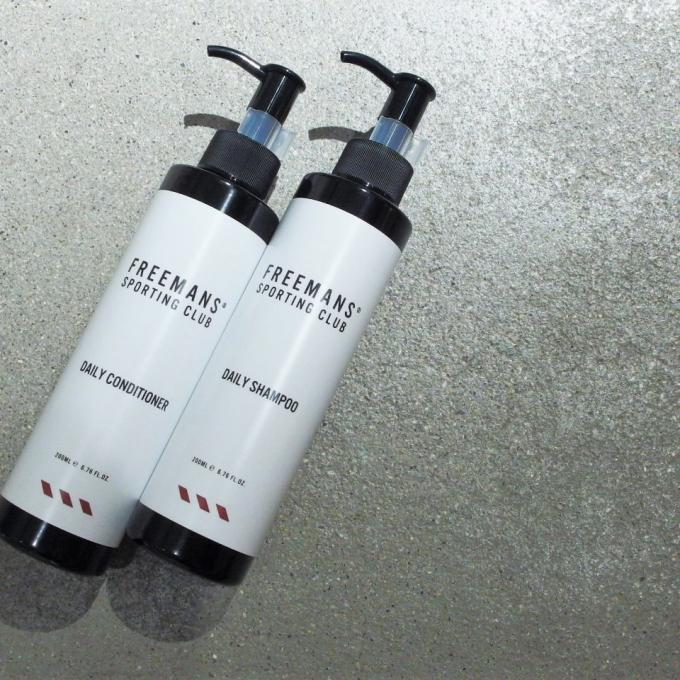 Men's ヘアケア - FSC shampoo&conditioner-