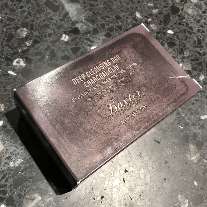 Baxter - DEEP CLEANSING BAR -
