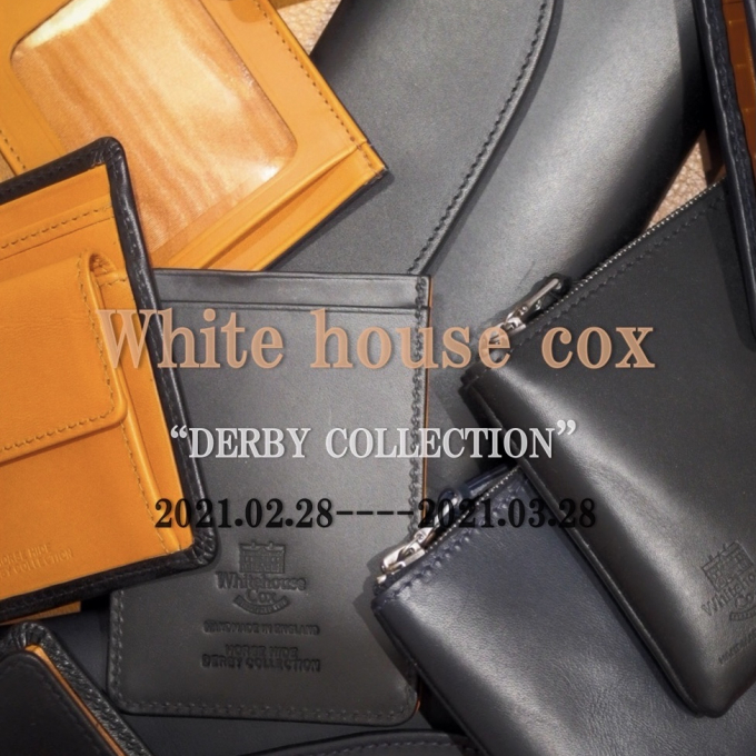 Whitehouse Cox -DERBY COLLECTION-