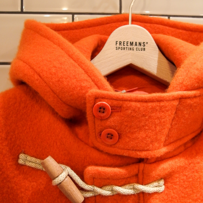 "Kaptain Sunshine "" Duffel coat """