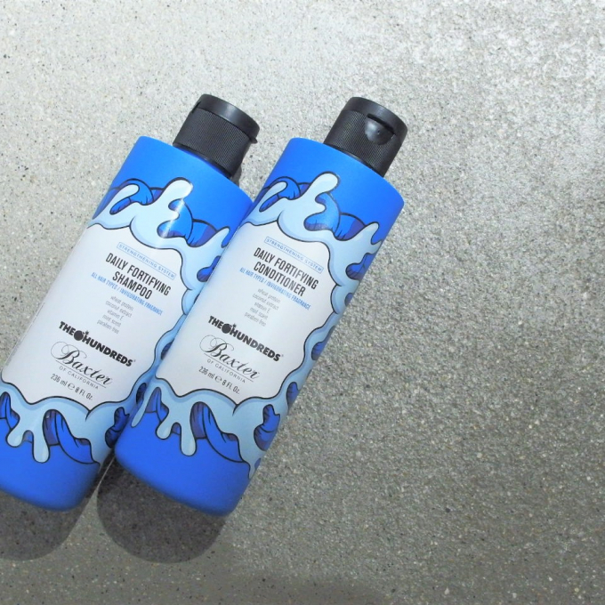 Men's hair Care - Baxter shampoo&conditioner-