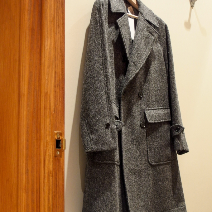 "FSC "" DOUBLE BREASTEAD COAT """