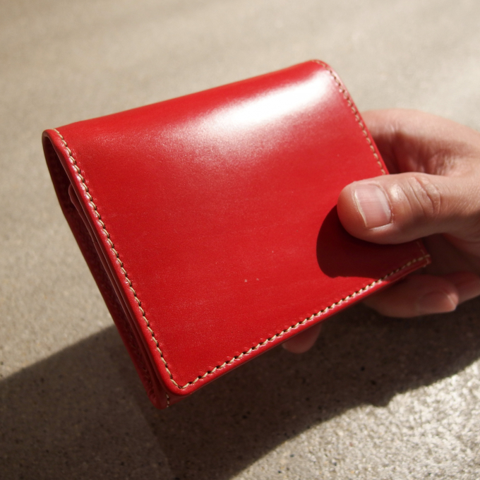 "Whitehouse Cox New ""Compact Wallet"""