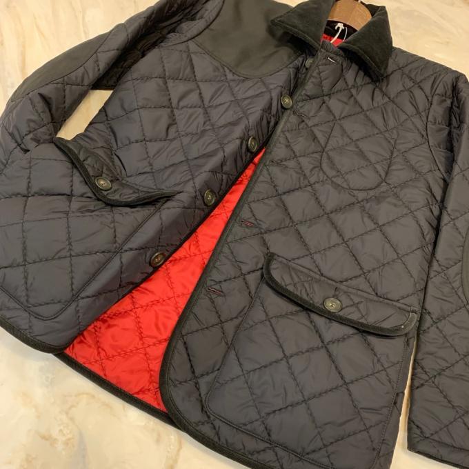 BOB キルティングジャケット