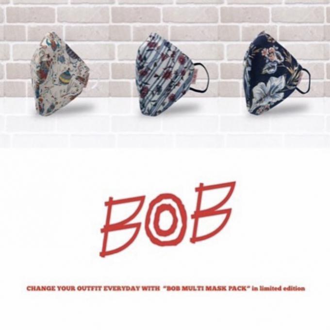 BOB マルチマスクパック発売