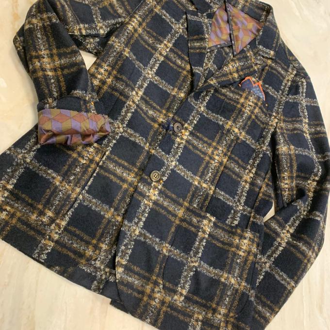 BOB  新作圧縮ウールジャケット