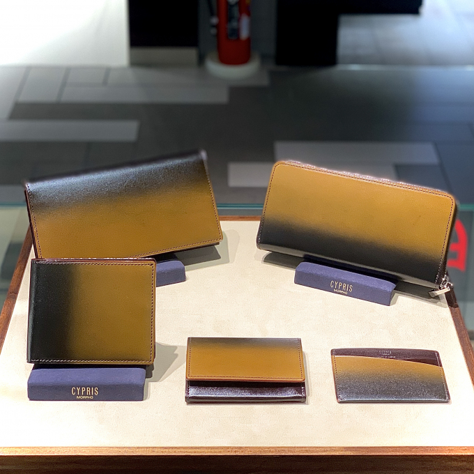 【キプリス】お正月にはおめでたい漆財布!