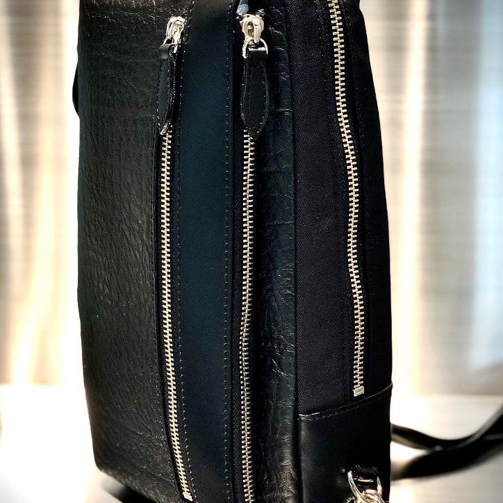 お出かけアイテムをすっきり収納☆デイリーに使えるバッグでポケットもすっきり