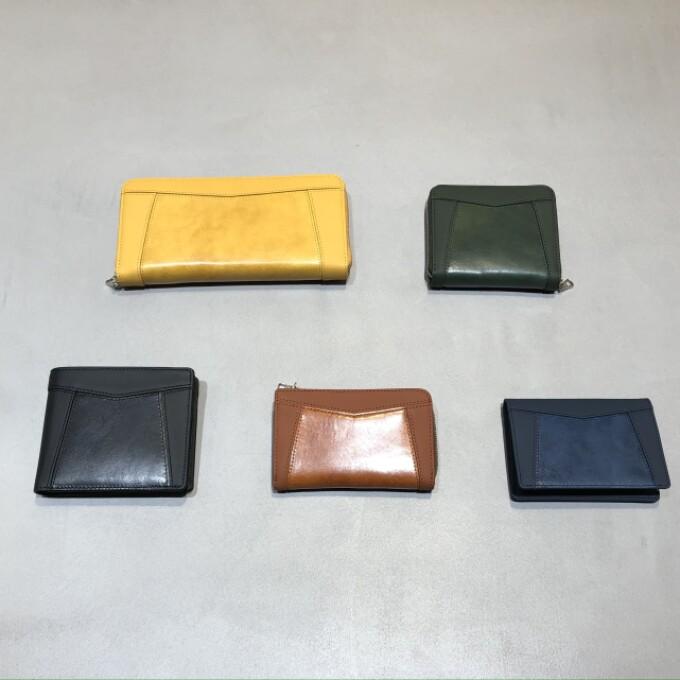 新作のお財布のご紹介です!