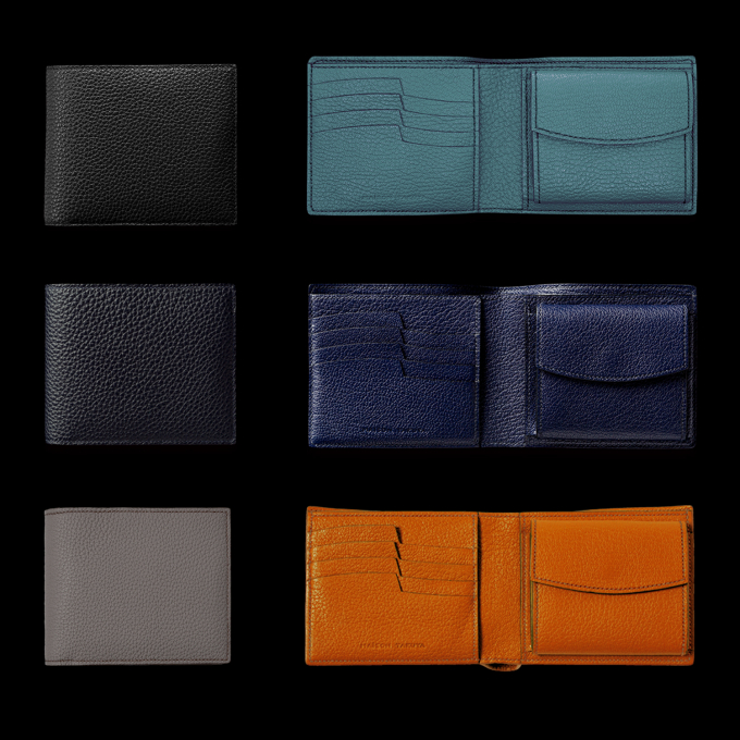 定番二つ折財布「T5」入荷